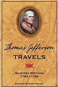 National Geographic Books used Dead Mans Hand font for a book cover on Thomas Jefferson